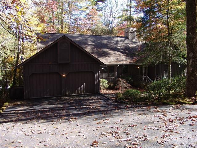 11 S Horseshoe Drive #1, Sapphire, NC 28774 (#3450197) :: RE/MAX Four Seasons Realty