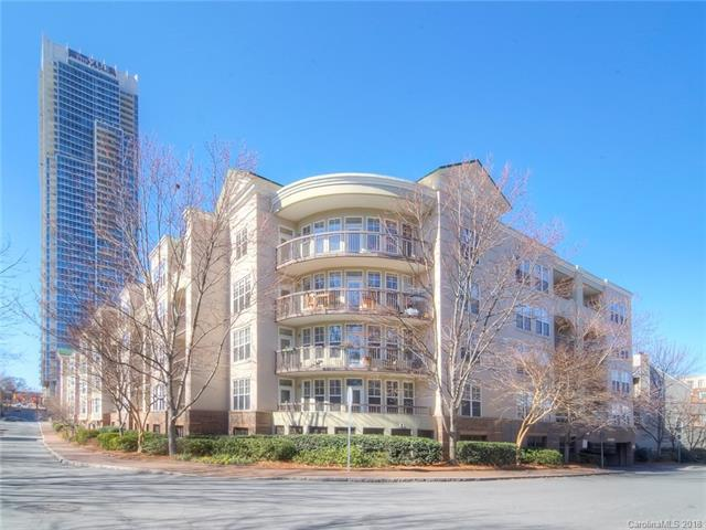 405 W 7th Street #307, Charlotte, NC 28202 (#3450248) :: The Ramsey Group