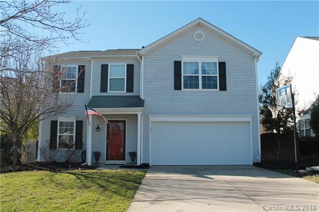 1308 Crestfield Drive, Charlotte, NC 28269 (#3450290) :: Washburn Real Estate