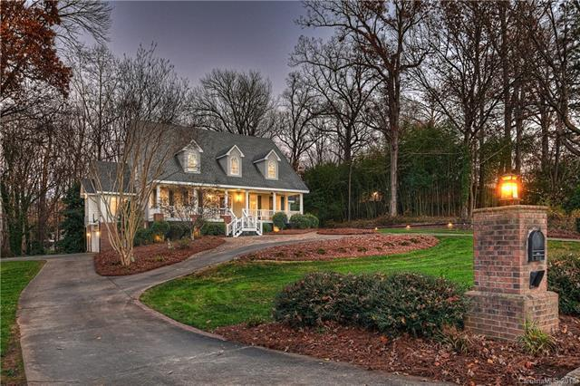 4115 Carmel Acres Drive, Charlotte, NC 28226 (#3450388) :: Exit Mountain Realty