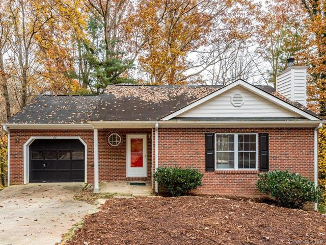 66 Foxberry Drive, Arden, NC 28704 (#3450603) :: Exit Mountain Realty