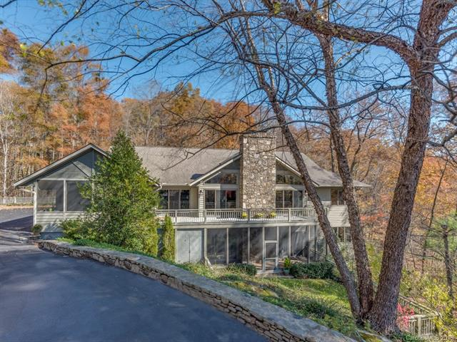 117 Little Cherokee Ridge, Hendersonville, NC 28739 (#3450768) :: High Performance Real Estate Advisors