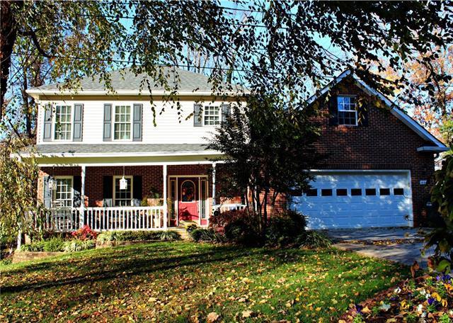 445 28th Ave Lane NE, Hickory, NC 28601 (#3450846) :: Rinehart Realty