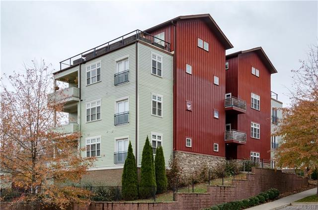 400 N Skyloft Drive #103, Asheville, NC 28801 (#3450933) :: Caulder Realty and Land Co.