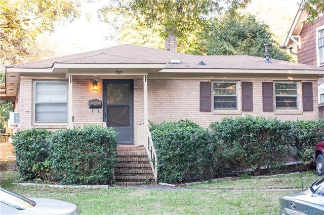 725 Brookside Avenue, Charlotte, NC 28203 (#3451047) :: The Temple Team