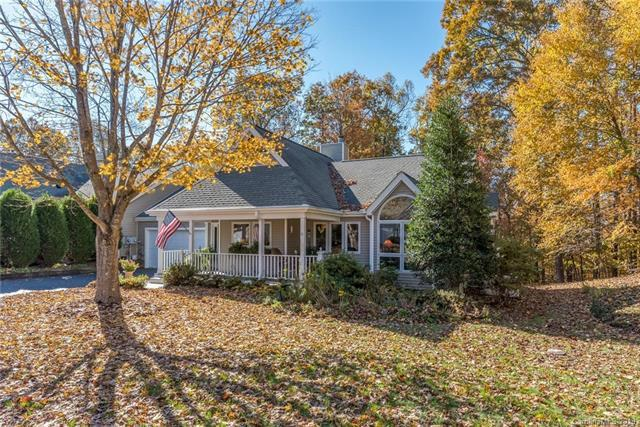 102 Carriage Walk Lane A-1, Hendersonville, NC 28791 (#3451065) :: Zanthia Hastings Team