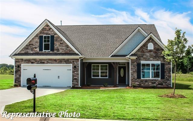 4812 Laymore Lane Lot 172, Kannapolis, NC 28081 (#3451183) :: Roby Realty