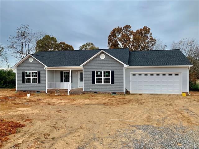144 Lonehart Lane #11, Statesville, NC 28625 (#3451241) :: Rinehart Realty