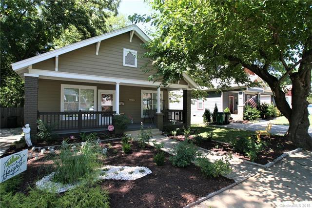 1819 Allen Street, Charlotte, NC 28205 (#3451530) :: MartinGroup Properties