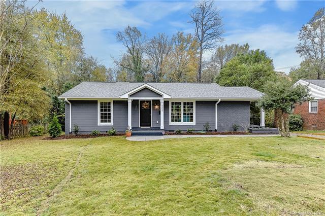 4908 Gilmore Drive, Charlotte, NC 28209 (#3451559) :: High Performance Real Estate Advisors