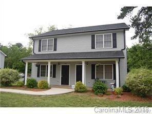 2502 & 2504 Ridge Avenue #5, Kannapolis, NC 28083 (#3451622) :: Robert Greene Real Estate, Inc.