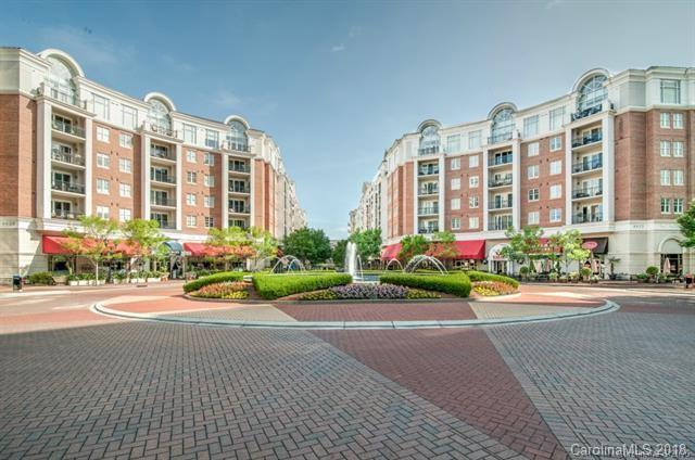 4620 Piedmont Row Drive #612, Charlotte, NC 28210 (#3451630) :: The Ramsey Group
