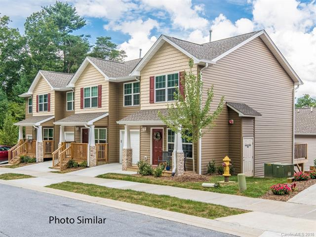 1026 Baldwin Commons Drive #7, Arden, NC 28704 (#3451792) :: LePage Johnson Realty Group, LLC