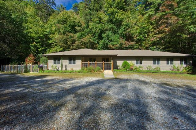 9526 Rosman Highway, Rosman, NC 28772 (#3451807) :: MECA Realty, LLC