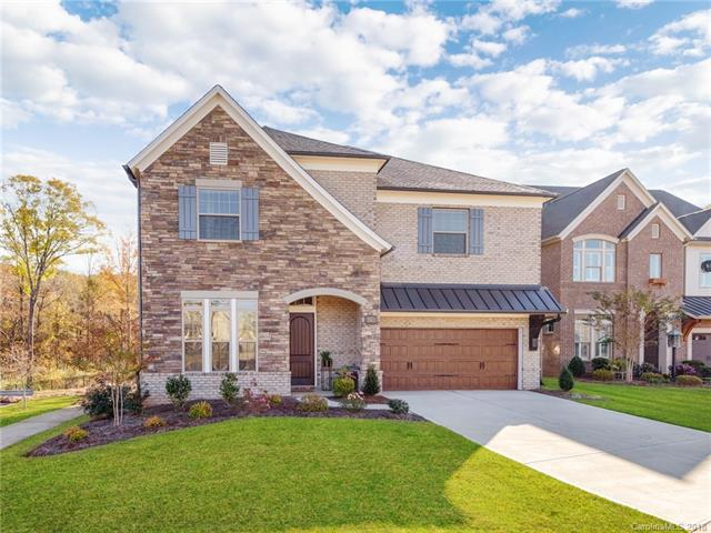 7803 Waverly Walk Avenue, Charlotte, NC 28277 (#3451884) :: Exit Mountain Realty