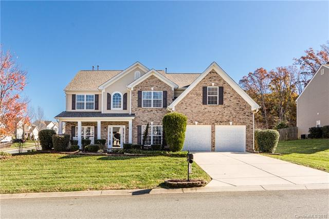3607 Burnage Hall Road, Harrisburg, NC 28075 (#3451962) :: Exit Mountain Realty