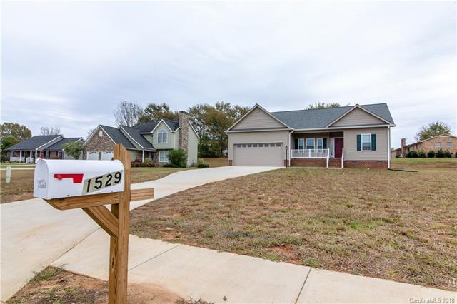 1529 Alex Drive, Shelby, NC 28152 (#3451987) :: Exit Mountain Realty