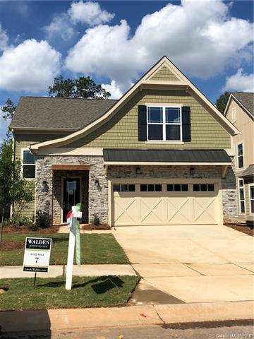 2026 Laney Pond Road #7, Matthews, NC 28104 (#3451994) :: Exit Mountain Realty