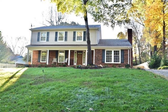 800 Falls Church Road, Charlotte, NC 28270 (#3452070) :: Stephen Cooley Real Estate Group