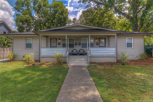 1113 Herrin Avenue, Charlotte, NC 28205 (#3452132) :: Exit Mountain Realty