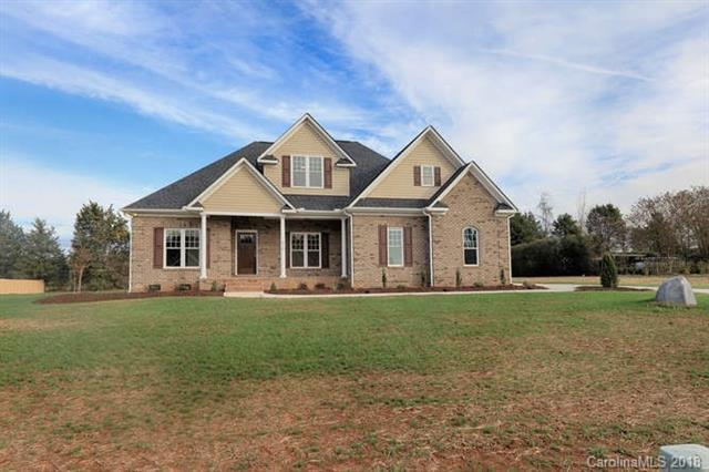 8337 Pleasant Meadows Lane, Rockwell, NC 28138 (#3452174) :: Exit Mountain Realty