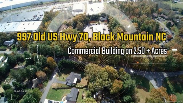 997 & 999 Old Us 70 Highway, Black Mountain, NC 28711 (#3452176) :: Keller Williams South Park