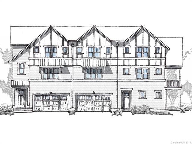 340 S Torrence Street #4, Charlotte, NC 28204 (#3452299) :: MartinGroup Properties