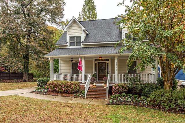 1332 Ivey Drive, Charlotte, NC 28205 (#3452522) :: The Temple Team
