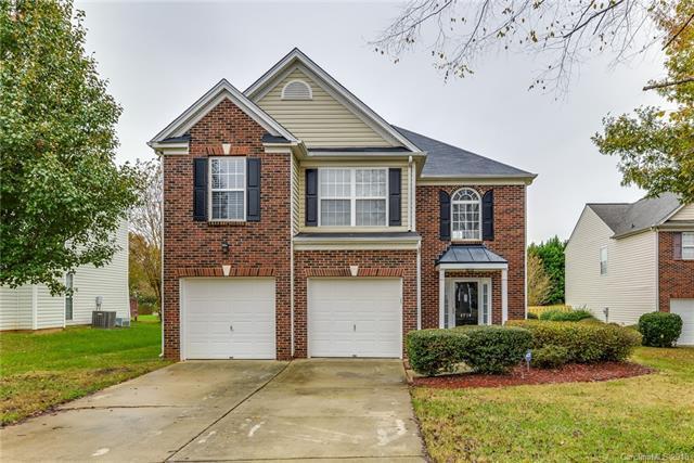 4714 Ambridge Drive, Charlotte, NC 28216 (#3452534) :: Cloninger Properties