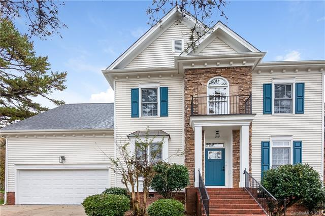 15308 Merlon Court, Huntersville, NC 28078 (#3452570) :: Zanthia Hastings Team