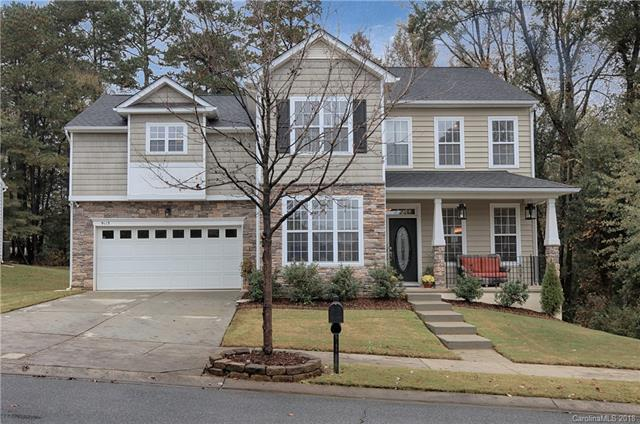 9115 Greenheather Drive, Huntersville, NC 28078 (#3452636) :: Stephen Cooley Real Estate Group