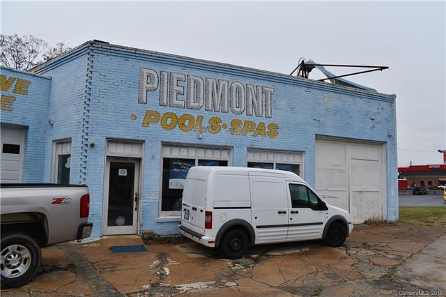 360 S Fayetteville Street, Asheboro, NC 27203 (#3452660) :: Rinehart Realty