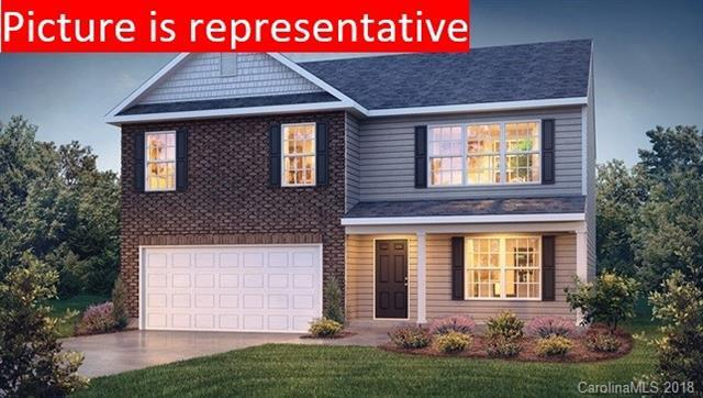 5013 Granite Creek Lane #35, Charlotte, NC 28269 (#3452705) :: The Ramsey Group