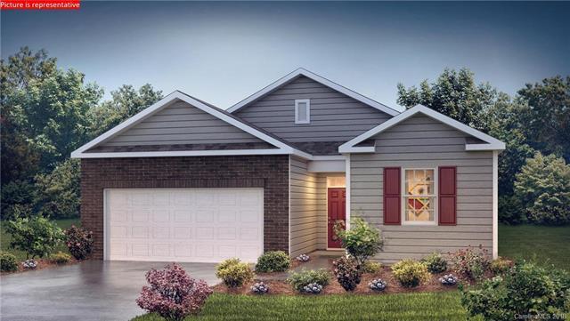 5008 Granite Creek Lane #31, Charlotte, NC 28269 (#3452707) :: LePage Johnson Realty Group, LLC
