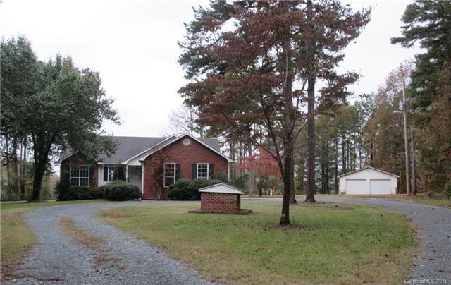 149 Airport Road, Monroe, NC 28110 (#3452722) :: The Ramsey Group