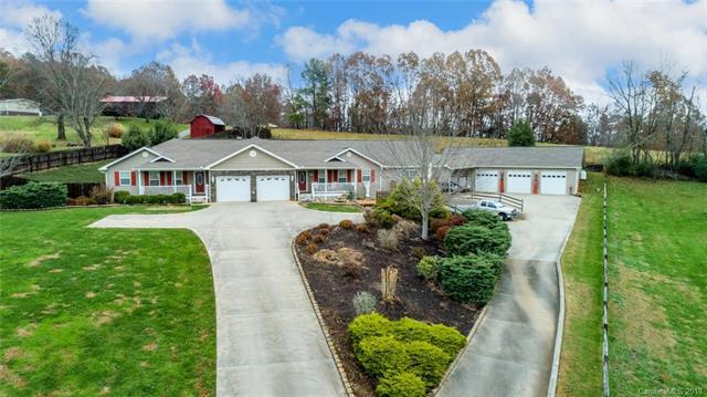 3283 New Leicester Highway, Leicester, NC 28748 (#3452829) :: Johnson Property Group - Keller Williams