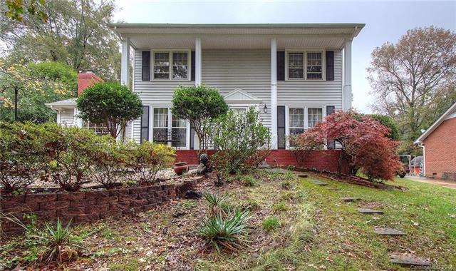 7801 Ritter Drive, Charlotte, NC 28270 (#3452851) :: Exit Mountain Realty
