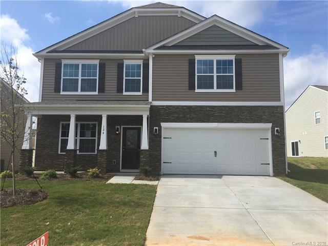 124 King William Drive #43, Mooresville, NC 28115 (#3452882) :: Cloninger Properties