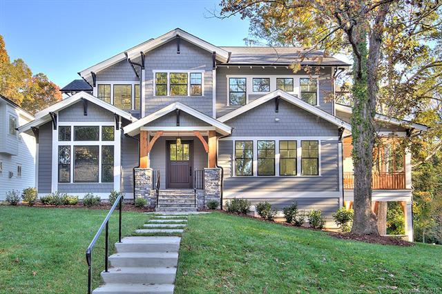 448 Hunter Lane, Charlotte, NC 28211 (#3452887) :: Scarlett Real Estate