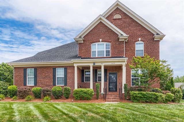 309 Fir Place Court, Weddington, NC 28104 (#3452892) :: Zanthia Hastings Team
