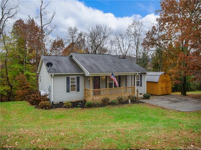 34 Young Drive, Candler, NC 28715 (#3452950) :: Rinehart Realty