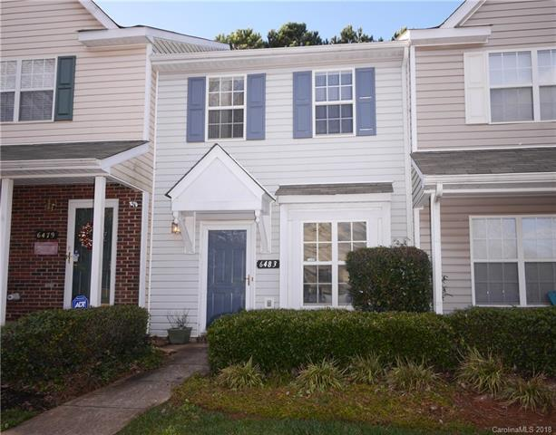 6483 Saint Bernard Way L203, Charlotte, NC 28269 (#3453091) :: The Ramsey Group
