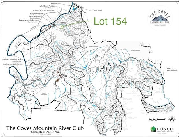 Lot154 Rocky Falls Lane, Lenoir, NC 28645 (#3453104) :: Exit Mountain Realty