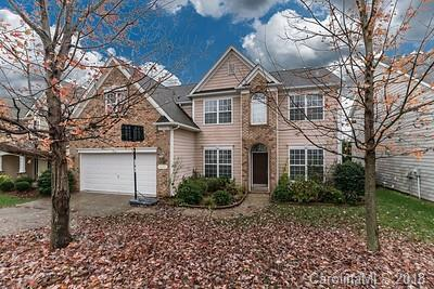 10331 Falling Leaf Drive, Concord, NC 28027 (#3453155) :: Exit Mountain Realty