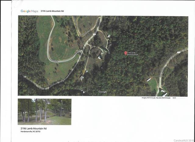 2196 Lamb Mountain Road, Hendersonville, NC 28792 (#3453203) :: Caulder Realty and Land Co.
