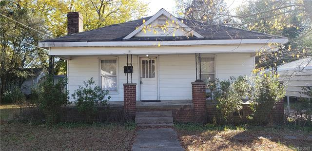 1206 E 11th Street, Kannapolis, NC 28083 (#3453216) :: Team Honeycutt