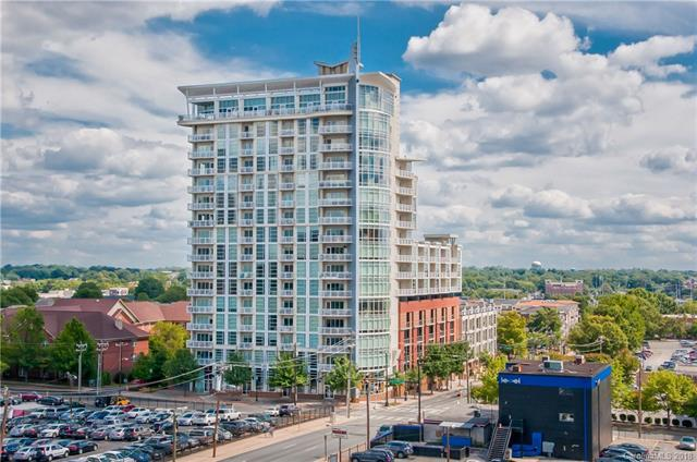 505 E 6th Street #804, Charlotte, NC 28202 (#3453223) :: RE/MAX Four Seasons Realty