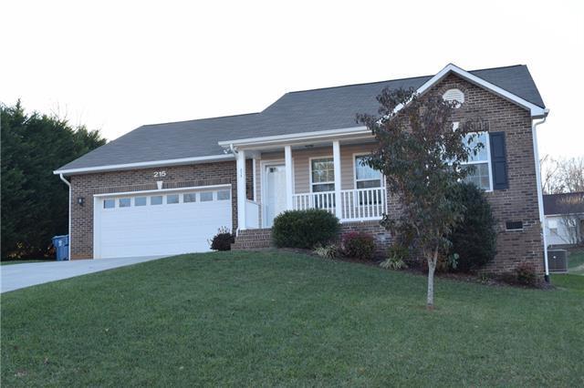 215 Pine Meadows Circle #29, Hickory, NC 28601 (#3453248) :: MECA Realty, LLC