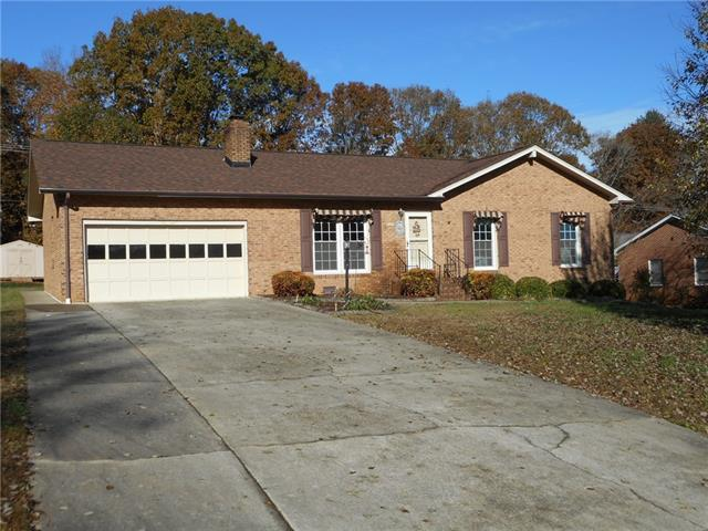 1345 31st Street Place NE, Conover, NC 28613 (#3453312) :: Exit Mountain Realty