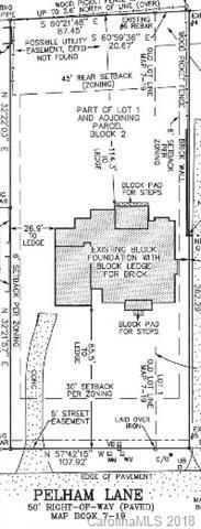 3621 Pelham Lane, Charlotte, NC 28211 (#3453328) :: LePage Johnson Realty Group, LLC